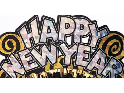 Megan Dredge - Happy New Year!