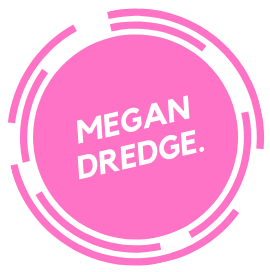 Megan Dredge Logo