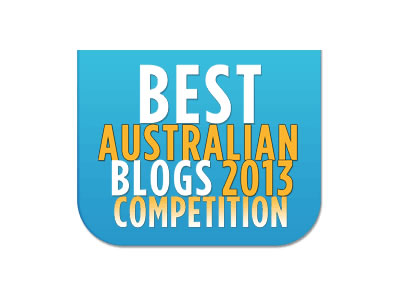 Megan Dredge Yay My blog has been nominated for an award