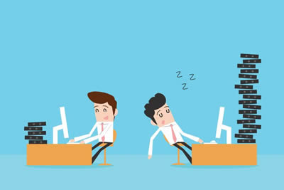 #37: The Lazy Co-Worker (and what to do about them) [Podcast]